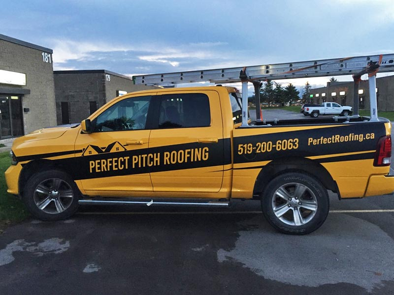 Vehicle Graphics London Ontario